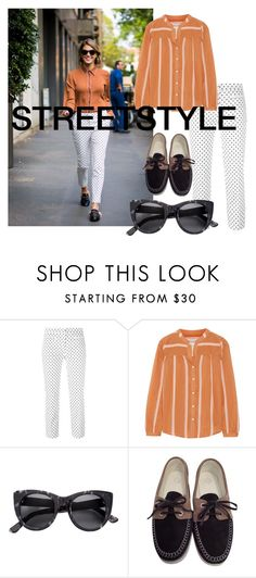 """""""Streetstyle #83"""" by romi-kella on Polyvore featuring Incotex, Paul & Joe and Chanel"""