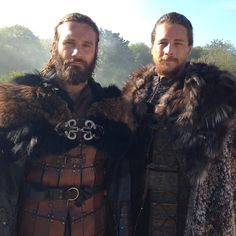 Vikings - Roll (Clive Standen) and Kalf