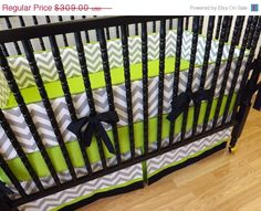 MEMORIAL DAY SALE Made to Order 3 pc Chevron by LittleCharlieMay, $278.10