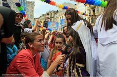 Turkey - Istanbul (Turcja, Stanbuł) #Istanbul Children's Day (Dzień Dziecka)  - blog  http://malypodroznik.pl/swiat/turcja2014/tur14_blog00.htm