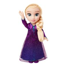 Disney Frozen 2 Elsa Musical Doll Sings Into the Unknown - Features 14 Film Phrases - Dress Lights Up - Ages 3 , 14 In, Elsa Bebe, Angel Stitch, Disney Frozen Toys, Disney Toys, Disney Frozen Nails, Punk Disney, Disney Fun, Disney Movies, Disney Characters