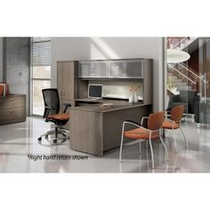Global Adaptabilities ADAPT401L Office Furniture Suite