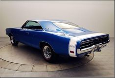 Dodge Charger 500 | autostuning: MUSCLE CAR: HEMI Dodge Charger 500 mod. 1969