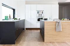 Puustelli Kitchen Trends, Kitchen Island, Divider, Room, House, Furniture, Home Decor, Minhyuk, Pantry