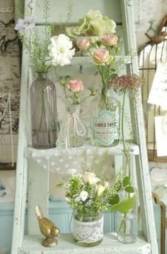 Breathtaking > DIY Shabby Chic Bathroom Decor ;-)