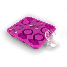 Diamond Ring Ice Tray - Only £7!!