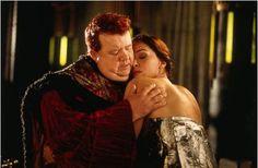 Alia and the Baron Harkonnen