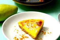 Recipe Mango cheesecake, by Nava-k - Petitchef