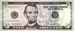 Artist James Charles redesigned the US money by adding contemporary pop-culture icons. In this series called American Iconomics the classic green bills are modified or changed completely with the faces of Yoda, Einstein, or Mr. 5 Dollar Bill, Walt Disney, Disney Land, Legal Tender, Presidents Day, American Presidents, Must Have Items, Emergency Preparedness, Abraham Lincoln