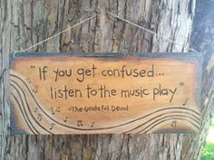 Woodburn quote sign by begonia08 on Etsy, $38.00