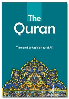 Holy Quran With Roman Transliteration, Abdullah Yusuf Ali Quran Quran In English, Old English Words, Quran Translation, English Translation, Holy Quran, Holi, Meant To Be, Muslim, Roman