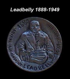 Adam Leech - Leadbelly 1888-1949