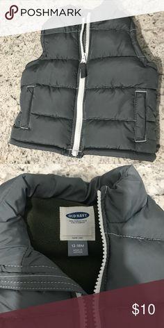 Old Navy vest Size 12-18 months, EUC Old Navy Jackets & Coats Vests