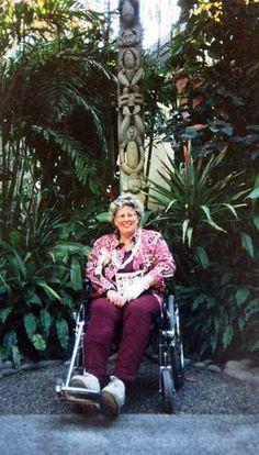 Nancy in Fiji
