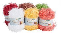 """Wolle-Set """"Fancy Amigurumi Furry Edition"""" 6er-Set für 5,99€. Tolle Flausch-Wolle zum Stricken und Häkeln, Inhalt: 6 Knäul mit je 25 g bei OTTO Fancy, Bunt, Products, Amigurumi, Raspberries, Knitting And Crocheting, Threading, Figurine, Nice Asses"""