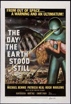 Classic Film - The Day the Earth Stood Still