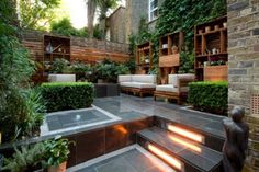 Gorgeous outdoor space!