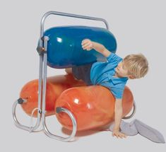 The Squeeze Machine from TFH provides deep proprioceptive input for children with sensory processing disorder caused by a range of conditions including Autism.