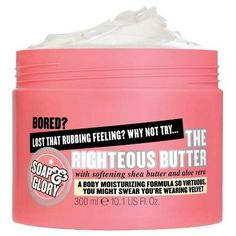 Soap & Glory The Righteous Butter Body Butter 10.1 oz