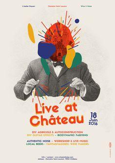 Live At Château