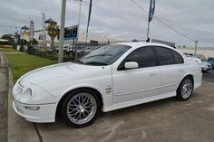 2001 Ford Falcon XR8 Sedan 3 Groves Ave, Mulgrave Sydney NSW 2756. (02) 4577-6133 www.glennsquality... sales@gqcnsw.com.au #Carbuyingasitshouldbe