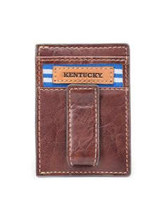 Kentucky Wildcats Tailgate Multicard Front Pocket Wallet by Jack Mason