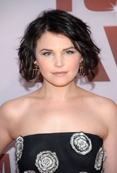Ginnifer Goodwin Bob