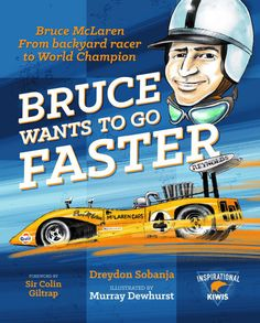 Book - Bruce Wants to Go Faster