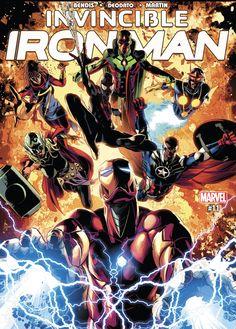 Marvel Mondays: Iron Man's Past and Future Look Bright