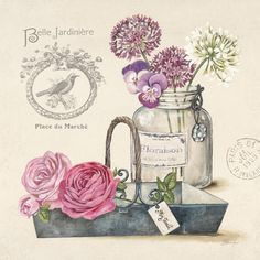 Bouquet Naturel IV