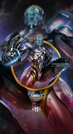 Wallpaper Phone Gord Codename - Conqueror by FachriFHR Mobile Legend Wallpaper, Hero Wallpaper, Iphone Wallpaper, Bruno Mobile Legends, Alucard Mobile Legends, Moba Legends, Golden Warriors, Legend Games, The Legend Of Heroes