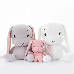 Toys & Hobbies Objective 3patterns Nordic Style Plush Pillow Cartoon Unicornio Bear Rabbit Toys Cushions Quality Fabrics Brinquedos Home Decoration Gifts In Many Styles