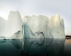 'Ilulissat 03, 07/2014.' © Olaf Otto Becker. Image courtesy of Huxley-Parlour Gallery.