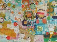 "Saatchi Art Artist Sarah Stokes; Painting, ""walking in the dark"" #art"