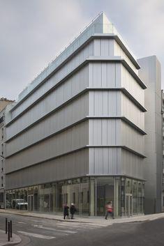 [ architectes ] babin + renaud : Paris louis bonnet