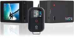 GoPro Announces the New HERO3 Action Camera & Accessories | BH inDepth