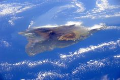 Le #Hawaii viste dall'#Iss