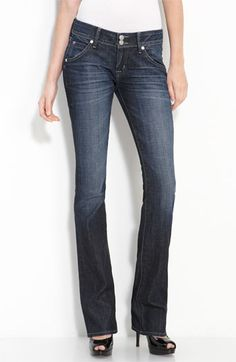 also a favorite of mine ...Hudsons 'Baby Boot' Bootcut Stretch Denim Jeans