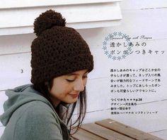 Crochet Hat w/ Charts.