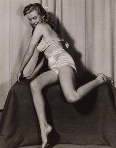 Marilyn Monroe By Earl Moran, c.1948