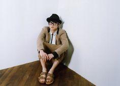 俳優 高良健吾 week3 - FEATURE | メンズファッションのwebマガジン「Houyhnhnm(フイナム)」