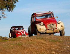 'Citroen 2CV'yi safari yaparken hayal edebiliyor musunuz?' said previous pinner • citroen 2CV club
