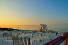 Sunrise on Pensacola Beach  2014