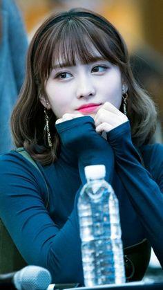 Momo The Cutie // KPL Nayeon, South Korean Girls, Korean Girl Groups, Extended Play, Twice Jyp, Sana Momo, Kpop Girl Bands, Dahyun, Hirai Momo
