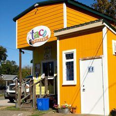 Taco Sisters restaurant in Lafayette, Louisiana Lafayette Louisiana, Louisiana Homes, New Orleans Louisiana, Cajun Recipes, Cajun Food, Breaux Bridge, Sisters Restaurant, Weekend Getaways