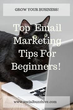 Email marketing for beginners. Email marketing strategy for beginners. How to guide for email marketing for beginners. Email tips for beginners. Email Marketing Design, Email Marketing Campaign, Email Marketing Strategy, Email Design, Small Business Marketing, Inbound Marketing, Online Marketing, Digital Marketing, Affiliate Marketing