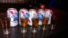 WHITE TRASH WEDNESDAYS $2 Beers and $3 Shots