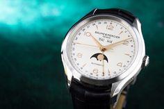 Clifton Calendar Watch by Baume & Mercier