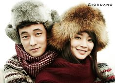 GIORDANO is steaming up winter with Shin Min Ah and So Ji Sub's chemistry in these winter ads. Check it! Sources | GIORDANO | Mina Shin