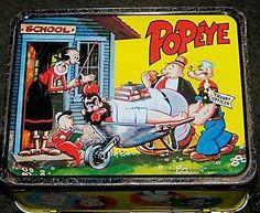 Love Popeye